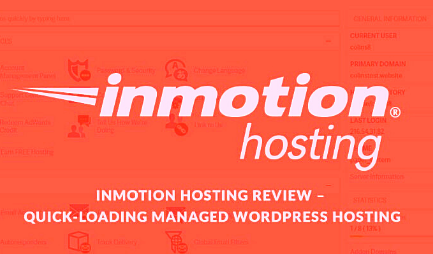 InMotion Hosting Review – How Fast and Reliable is It?