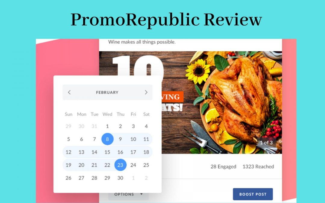PromoRepublic Review | Features, Pricing, Pros Cons Analysis